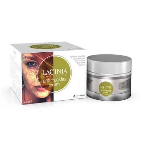 LACİNİA ANTİ FRECKLES CREAM - 45 ML