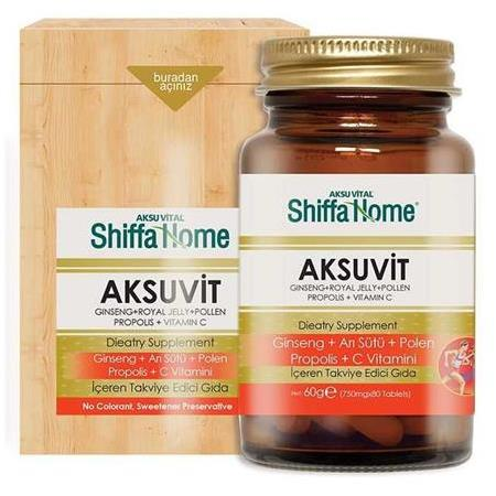 SHİFFA HOME AKSUVİT - 80 TABLET